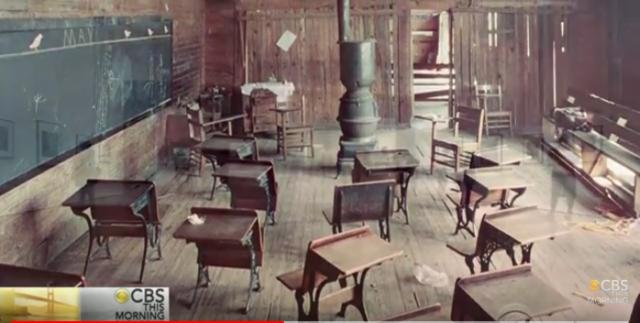 schoolroom 1956